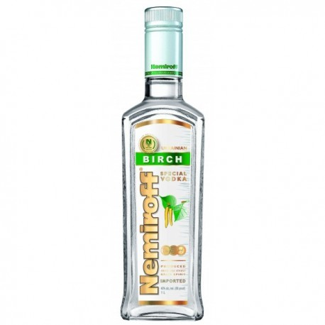 Vodka Nemiroff au bouleau   0,5 L