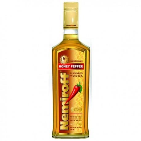 Vodka - Nemiroff - Miel et Poivre 0,5 L