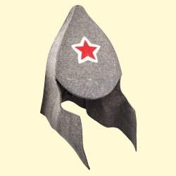 Chapeau - Boudionovka , imitation , feutre , taille Unique