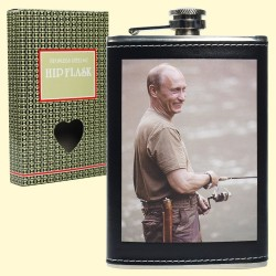 Flasque , Fiole - Putin