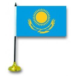Drapeau Kazakhstan 15х23 cm