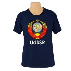 Tee-shirt CCCP  , couleur bleu