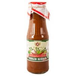 Sauce aux mirabelles vertes, piquante - Tkemali - à la géorgienne, 360 ml