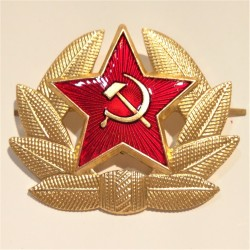 Insigne URSS,  5х4 см/Кокарда