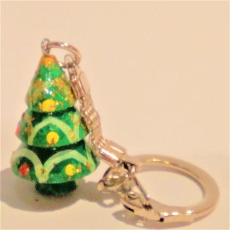 "Porte clés ""Sapin "", 2 cm"