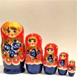 Matriochka Poupée Russe
