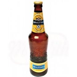 Bière Baltika n°8