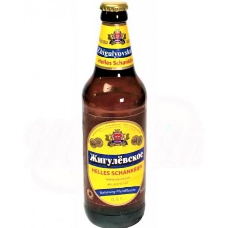 Bière Baltika Zhigulovskoe