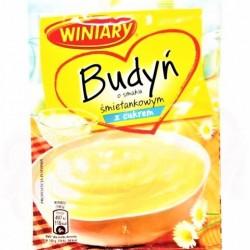 "Winiary - crème en poudre goût crème , 60gr /Пудинг -порошок со вкусом сливок ""Winiary"""