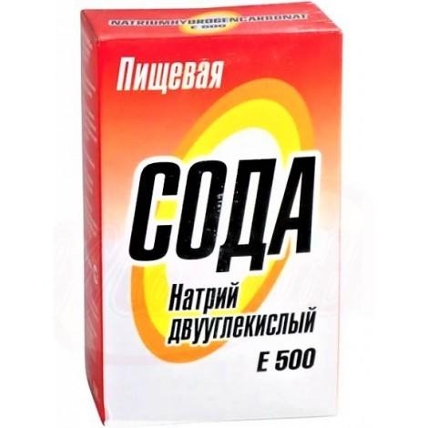 Bicarbonate de soude, 500 gr/Сода пищевая