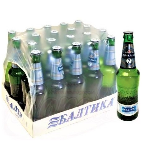 Bière Baltika n°7