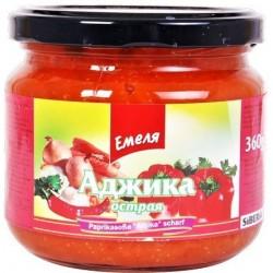 Sauce épicée Adjika,piquante,  350 ml