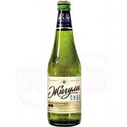 """Zhiguli barnoe"", bière blonde pasteurisée, 4,9%/Пиво светлое ""Жигули барное"" 4,9% алк."