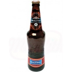 Bière Baltika n°4