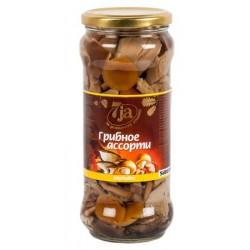 L'assortiment de champignons, 530 gr
