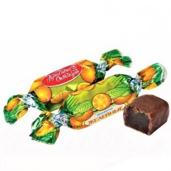 """Bonbons gélifiés """"Oranges"""" , 100gr/ Конфеты """"Желейные"""" со вкусом апельсина"""