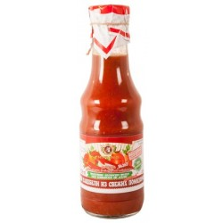 "Sause d'épices géorgienne ""Sacebeli"", 310 ml/Соус Сацебели из свежих помидор острый 310мл"