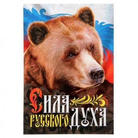 "Плакат ""Сила русского духа"""