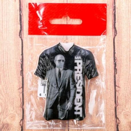 """Магнит в форме футболки Путин """"Mr. President"""", 8 x 6 см"""