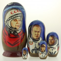 Matriochka Collection Astronaute Gagarine