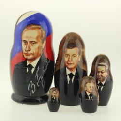 Matriochka Collection Poutine