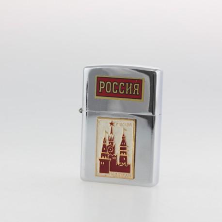 """Briquet  """"Moscou"""" 5,5х3,5 cm"""