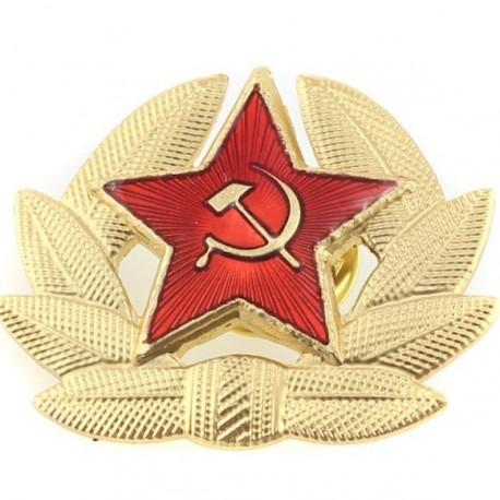 Insigne 3.0х3.5cm/Кокарда ВС СССР