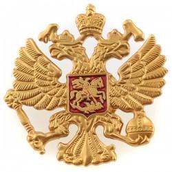 Insigne 3.5х3.0cm/Кокарда Государственный Герб
