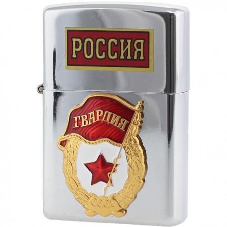 """Briquet  """"Garde russe"""" 5,5х3,5 cm"""