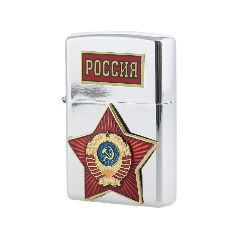 "Briquet  ""Kremlin de Moscou"" 5,5х3,5 cm"