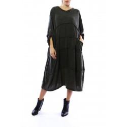 Robes longues/Kaki