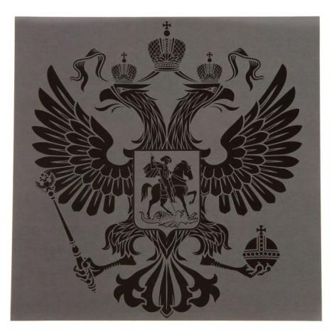 """Autocollant """"La Russie"""" 20х20 сm"""