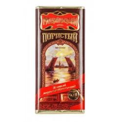 Chocolat noir, poreux, 90 gr
