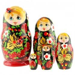 Matriochka Traditionnelle