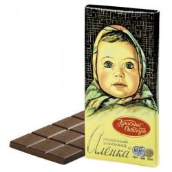 "Chocolat au lait ""Alionka"",..."