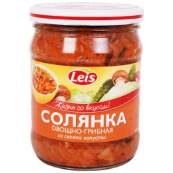 "Soupe russe ""Solianka"", 480..."