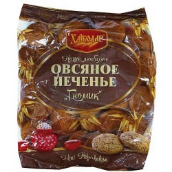 Biscuits d'avoine, 300 gr
