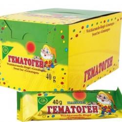 """Caramels """"Hematogen"""", 40 gr"""