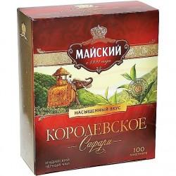 Thé noir, 100 sachets, 200 gr