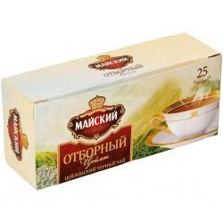 Thé noir, 25 sachets/Чай...