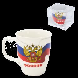 """Кружка """"Россия"""" 0,4 л"""