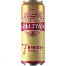 Bière Baltika n°7,  4,7%,...