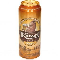 "Bière ""Kozel svetly"" blonde..."