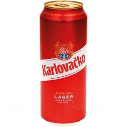 "Bière ""Karlovacko"", 5,0%, 0,5L"