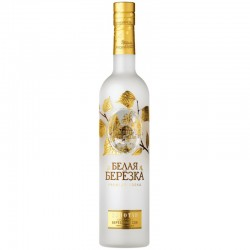 """Vodka """"Belaya Berezka""""..."""