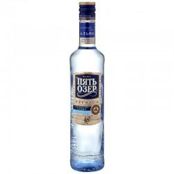 "Vodka ""Five Lakes"" Premium..."