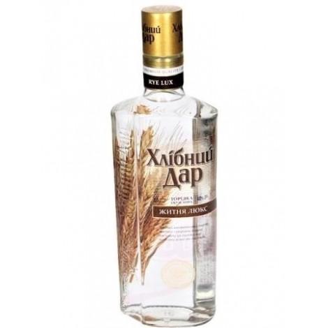 Vodka - Le don de pain  0,5 L