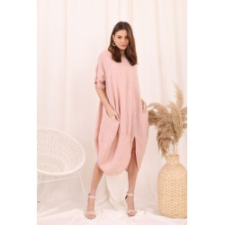 Robe, Couleur Rose, Taille...