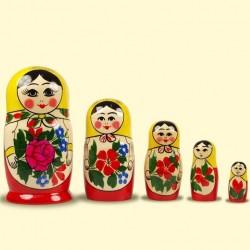 Matriochka Semenov, 5...