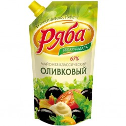 Mayonnaise, 215 ml
